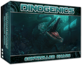 DinoGenics Plus Controlled Chaos Expansion Pledge Ding and Dent (Kickstarter Special) Kickstarter Board Game Ninth Haven Games KS000977B