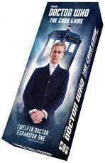 Doctor Who The Card Game: Twelfth Doctor Expansion One Retail Card Game Cubicle 7 Entertainment 9780857442765 KS000694