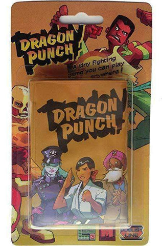 Dragon Punch Retail Card Game Level 99 Games Most Mondays games 9781936920563 KS000810