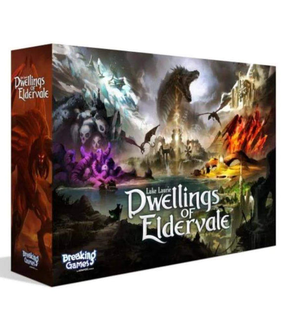 Dwellings of Eldervale: Legendary Edition Bundle (Kickstarter Pre-Order Special) Kickstarter Board Game Breaking Games KS000963A
