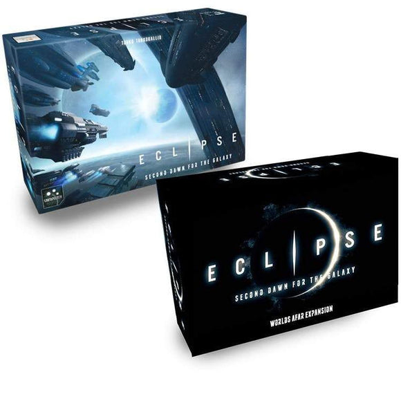 Eclipse Second Dawn for the Galaxy: Galactic Counselor Pledge (Kickstarter Pre-Order Special) Kickstarter Board Game Lautapelit.fi
