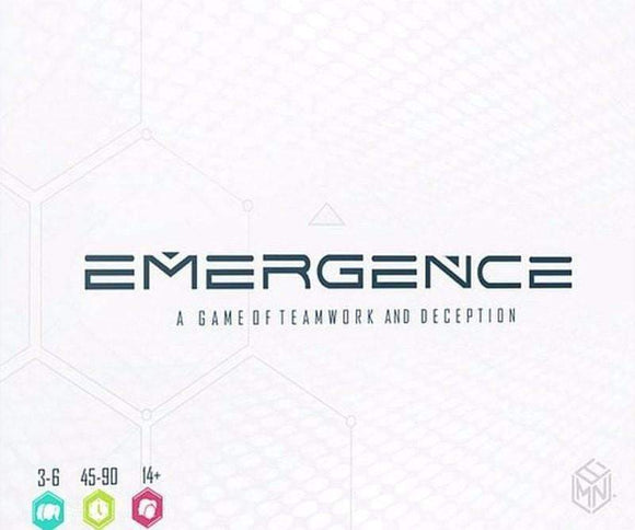 Emergence - A Game of Teamwork and Deception (Kickstarter Special) Kickstarter Board Game The Game Steward