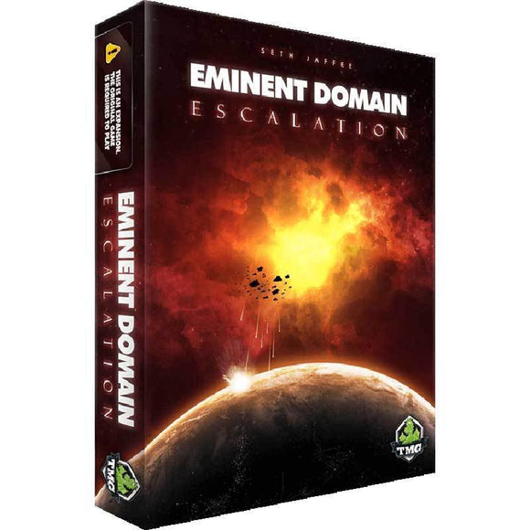 Eminent Domain: Escalation (Kickstarter Special) Kickstarter Board Game Expansion Tasty Minstrel Games