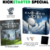 Empires of the Void II Deluxe Edition (Kickstarter Special) Kickstarter Board Game Red Raven Games 0040232630811 KS000625
