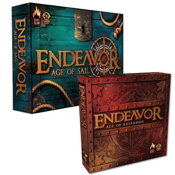 Endeavor: Age of Sail plus Age of Expansion Bundle (Kickstarter Pre-Order Special) Board Game Geek, Kickstarter Games, Games, Kickstarter Board Games, Board Games, Burnt Island Games, Grand Gamesrs Guild, 17wanzy Yihu BG , Board Games Circus, Cranio Creations Burnt Island Games