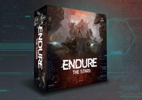 Endure the Stars (Kickstarter Special) Kickstarter Board Game The Game Steward KS000193