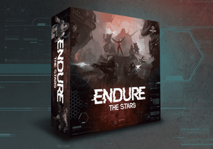 Endure the Stars Retail Board Game Adam Smith, Grimlord Games