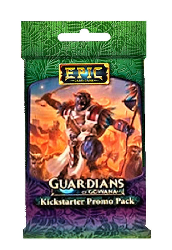 Epic Card Game: Guardians of Gowana Promo Pack (Kickstarter Pre-Order Special) Kickstarter Card Game Expansion Wise Wizard Games KS001006B