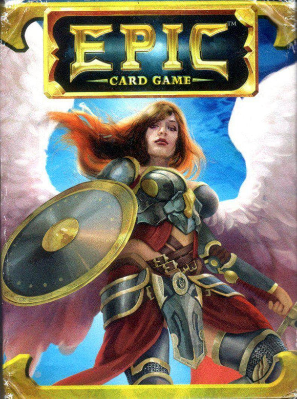 Epic Card Game: Ks Promo Pack (Kickstarter Pre-Order Special) Kickstarter Card Game Expansion Wise Wizard Games KS001006C