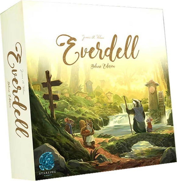 Everdell Collector's Edition (Kickstarter Pre-Order Special) Kickstarter Board Game Default Title Starling Games (II) Rebel YOKA Games
