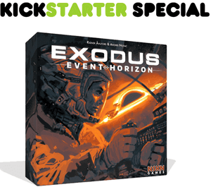 Exodus Event Horizon Expansion (Kickstarter Special) Kickstarter Board Game NSKN Games 6425453000577 KS000628A