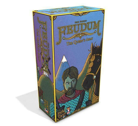 Feudum: The Queen's Army Ding&Dent (Kickstarter Special) Kickstarter Board Game Odd Bird Games KS000708