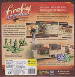 Firefly Adventures: Brigands and Browncoats Retail Board Game Battlefront Miniatures Ltd Gale Force Nine LLC 9781945625619 KS000790