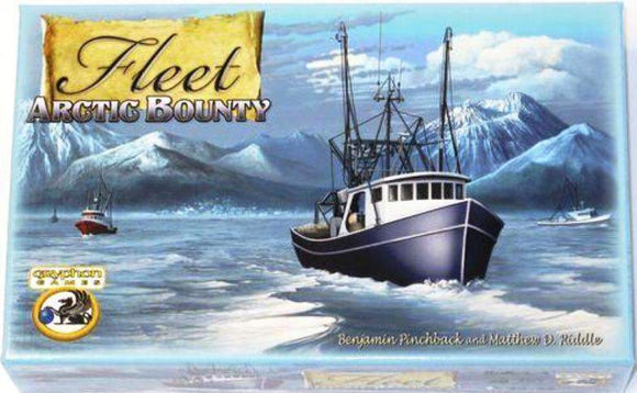 Fleet: First Mate Pledge (Kickstarter Special) Kickstarter Card Game Eagle-Gryphon Games, Swan Panasia Co Ltd 0609456646611 KS000785