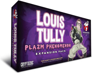 Ghostbusters II: Tully Expansion Retail Board Game Expansion Cryptozoic Entertainment 0814552024021 KS000122C