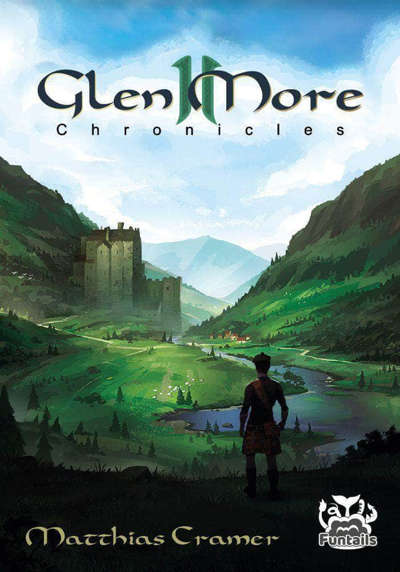 Glen More Ii Chronicles: Core Game Plus Promo Sets 1, 2, and 3 Bundle (Kickstarter Pre-Order Special) Kickstarter Board Game Funtails GmbH KS001044A