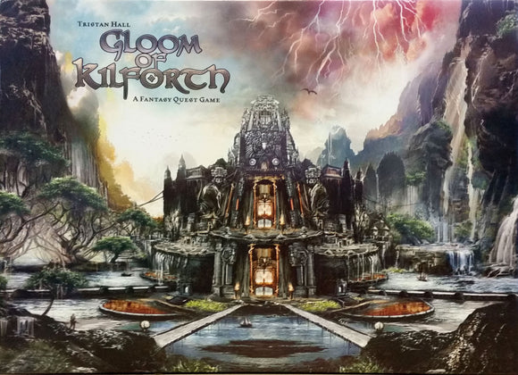 Gloom of Kilforth: Dark Gloom Pack (Kickstarter Pre-Order Special) Kickstarter Board Game Supplement Hall or Nothing Productions