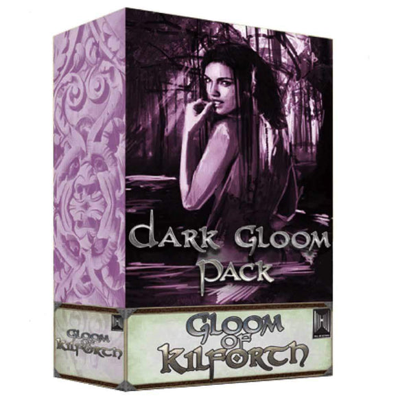 Gloom of Kilforth: Dark Gloom Pack (Kickstarter Special) Kickstarter Board Game Supplement Hall or Nothing Productions KS000741C