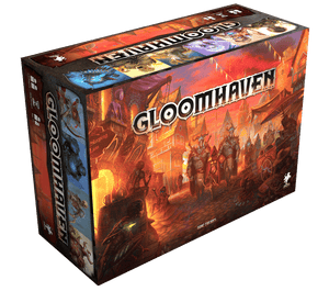 Gloomhaven With Standees (Kickstarter Special) Kickstarter Board Game Cephalofair Games