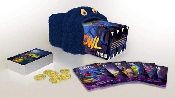 Growl (Kickstarter Special) Kickstarter Board Game Joey Vigour KS000778A