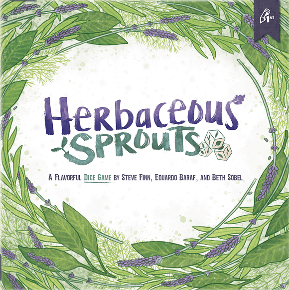 Herbaceous Sprouts (Kickstarter Special) Kickstarter Board Game Pencil First Games KS000911A