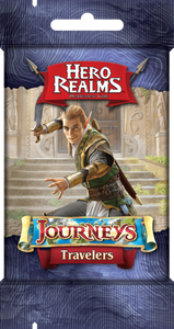 Hero Realms: Journeys Kickstarter Promo Pack Bundle (Kickstarter Pre-Order Special) Kickstarter Card Game Expansion White Wizard Games KS000066G