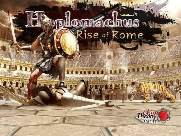 Hoplomachus: Rise of Rome Pre-Order Chip Theory Games KS001034C