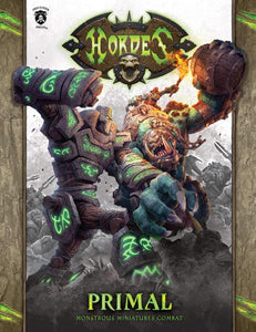 Hordes: Primal Mk III Retail Miniatures Game Privateer Press