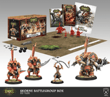 Hordes: Skorne Battlegroup Retail Miniatures game Edge Entertainment
