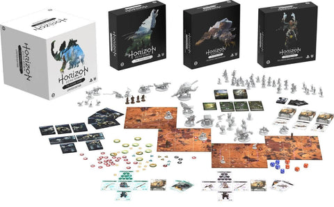 Horizon Zero Dawn: Limited Edition Seeker Pledge (Kickstarter Special) Kickstarter Board Game Steamforged Games KS000855A