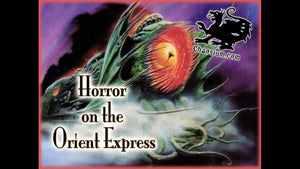 Call of Cthulhu: Horror on the Orient Express: Well Heeled Dilettante Pledge Ding&Dent (Kickstarter Special) Kickstarter Role Playing Game Chaosium 9780933635760 KS000462