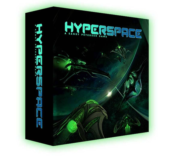 Hyperspace: Starship Captain Pledge Plus Play Mat Bundle (Kickstarter Pre-Order Special) Petersen Games KS001028A