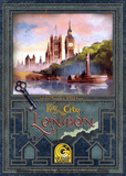 Key to the City: London (Master Print Edition #18) Retail Board Game R&D Games