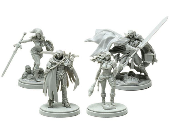 Kingdom Death Monster: False Messengers Promo Expansion (Kickstarter Pre-Order Special) Kickstarter Board Game Expansion Kingdom Death KS000897A