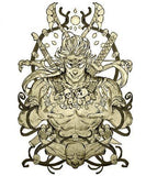 Kingdom Death Monster: First Hero Expansion (Retail Pre-Order) Retail Board Game Expansion Kingdom Death KS000881A