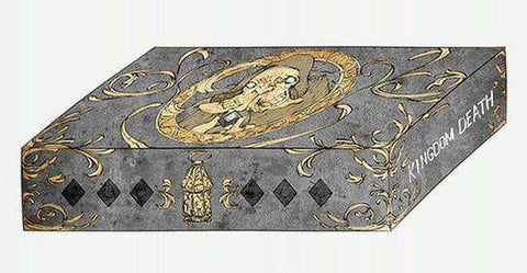 Kingdom Death Monster: Gambler's Chest (Kickstarter Pre-Order Special) Kingdom Death KS000605Q