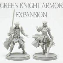 Kingdom Death Monster: Green Knight Expansion Retail Board Game Expansion Kingdom Death KS000605I