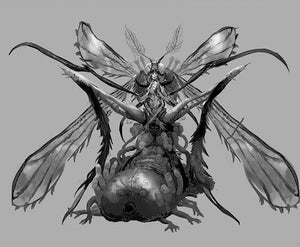 Kingdom Death Monster: Oblivion Mosquito Expansion Pre-Order Kickstarter Board Game Expansion Kingdom Death