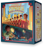 Leaders of Euphoria: Deluxe Edition DING AND DENT (Kickstarter Special) Kickstarter Board Game Overworld Games 0696859263323 KS000622B