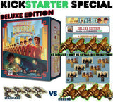 Leaders of Euphoria: Deluxe Edition (Kickstarter Special) Kickstarter Board Game Overworld Games