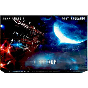 Lifeform: Core Game (Kickstarter Pre-Order Special) Kickstarter Board Game Hall or Nothing Productions