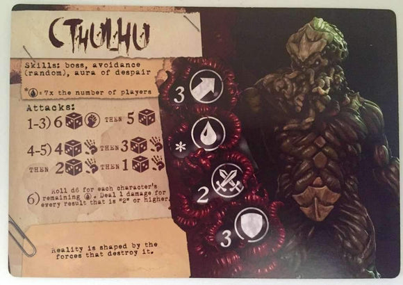 Lobotomy: Cthulhu Expansion (Kickstarter Special) Kickstarter Board Game Expansion Titan Forge Games