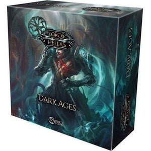 Lords of Hellas: Dark Ages Board Game Expansion Awaken Realms KS000705C