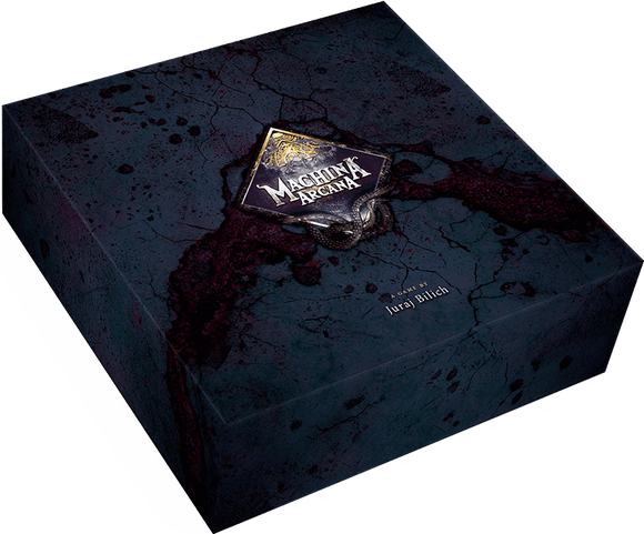 Machina Arcana: Premium Edition (Kickstarter Pre-Order Special) (Self-Published)