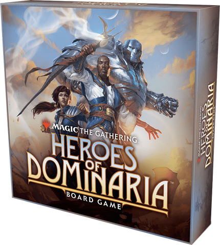 Magic: The Gathering: Heroes of Dominaria Board Game Board Game Geek, Games, Board Games, WizKids, Magic The Gathering – Heroes of Dominaria Board Games, The Games Steward Kickstarter Edition Shop Wizkids 0634482733103 KS000986A