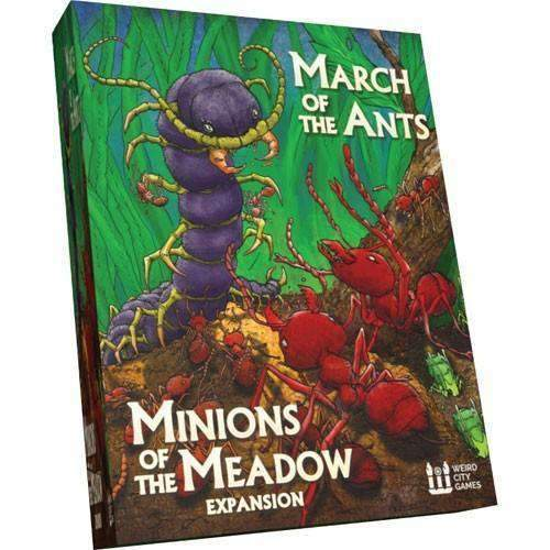 March of the Ants - Minions of the Meadow (Kickstarter Special) Kickstarter Board Game Weird City Games