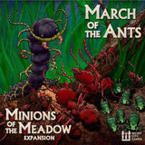 March of the Ants - Minions of the Meadow (Kickstarter Special) Kickstarter Board Game Weird City Games 0748252578457 KS000077A
