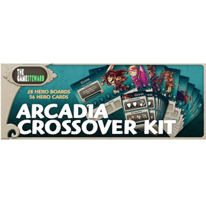 Masmorra: Arcadia Crossover Kit Retail Board Game CMON Limited
