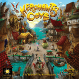 Merchants Cove Plus Secret Stash Expansion Bundle (Kickstarter Pre-Order Special) Kickstarter Board Game Final Frontier Games KS000974B
