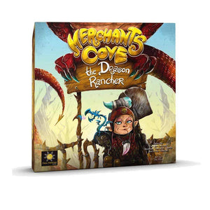 Merchants Cove: The Dragon Rancher Expansion Pre-Order Retail Board Game Expansion Final Frontier Games
